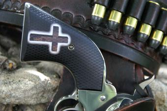Grips for the Ruger New Model Vaquero