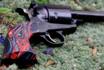 Ruger Single-Action Revolver Grips