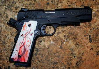 Rio Grande Custom Taurus PT1911 gun Grips