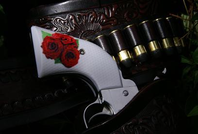 Custom Pistol and Weapon Grips in Colorado | Rio Grande
